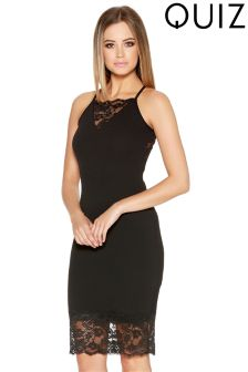 Quiz Crepe Bodycon Dress