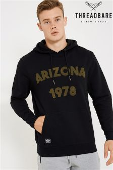 Threadbare Hoody With Embossed Logo