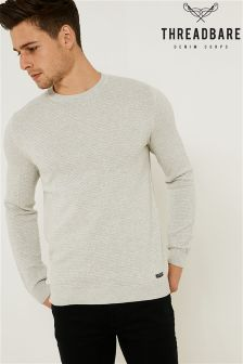 Threadbare Crew Neck Knitwear Jumper
