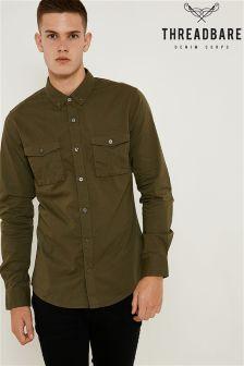 Threadbare Long Sleeved Shirt
