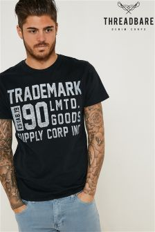 Threadbare Crew Neck Tee
