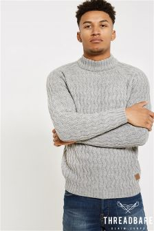 Threadbare Raglan Style Jumper