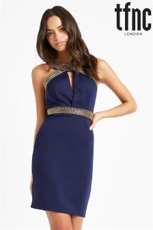 tfnc Embellished Midi Bodycon Dress