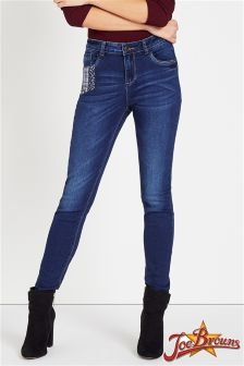 Joe Browns Patch Pocket Jeans