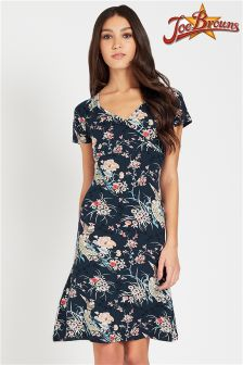 Joe Browns Oriental Wrap Dress