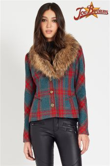Joe Browns Fur Collar Jacket