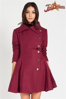Joe Browns Wrap Button Coat
