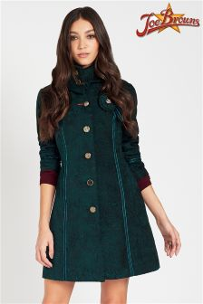 Joe Browns Button Up Collar Coat