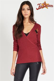 Joe Browns Flattering Ribbed Knit