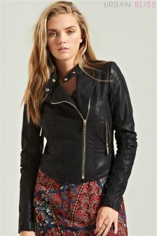 Urban Bliss PU Jacket
