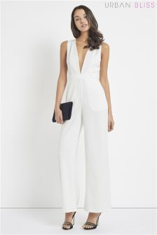 Urban Bliss Deep V Jumpsuit