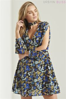 Urban Bliss Printed Dress
