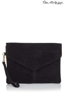 Miss Selfridge Suede Cross Body Bag