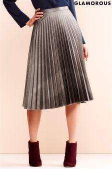 Glamorous Pleated Skirt