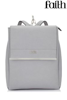 Faith Chain Handle Backpack
