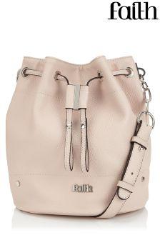 Faith Chain Handle Duffle Bag