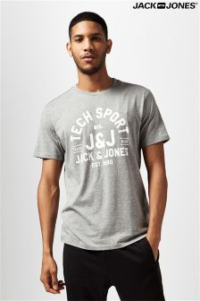 Jack & Jones Short Sleeve Logo Tee