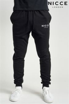 Nicce Original Logo Skinny Joggers