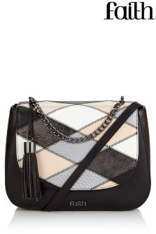 Faith Zig Zag Patchwork Grab Bag