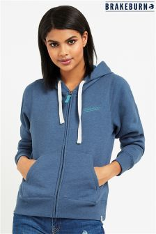 Brakeburn Zip Through Hoody