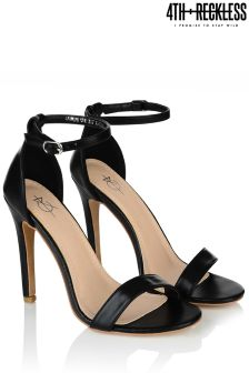 4th & Reckless Single Strap Stiletto Heels