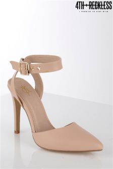 4th & Reckless Ankle Strap Court Shoe