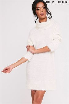 PrettyLittleThing Oversized Jumper Dress