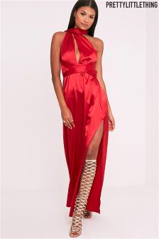 Pretty Little Thing Multiway Maxi Dress