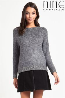 Nine By Savannah Miller Sparkle Jumper