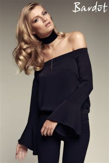 Bardot Long Sleeve Blouse