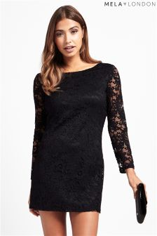 Mela Loves London Lace Bodycon Dress