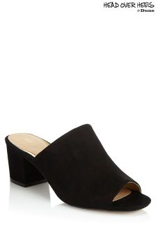 Head Over Heels Narcissa Mules
