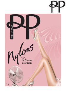 Pretty Polly 10 Denier Tights