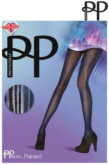 Pretty Polly Print Tights