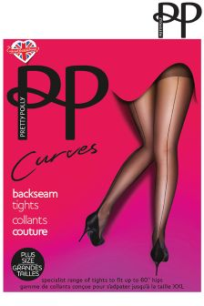 Pretty Polly Backseam Tights