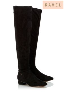Ravel Over The Knee Boots