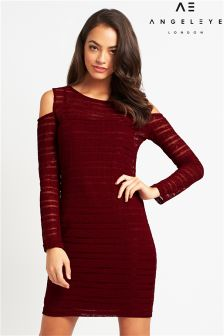 Angeleye Cold Sholder Dress