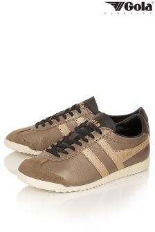 Gola Womens Metallic Trainers
