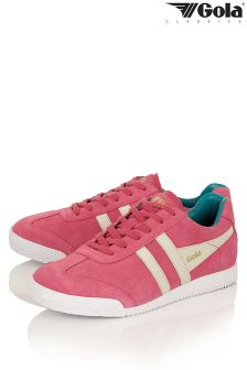 Gola Womens Stripe Trainers