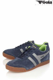 Gola Mens Bullet Suede Trainers