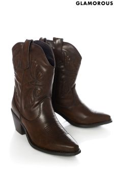 Glamorous Western Boots