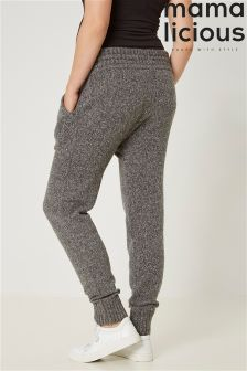Mamalicious Maternity Knitted Trousers