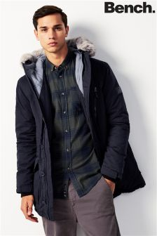 Bench Hooded Jacket
