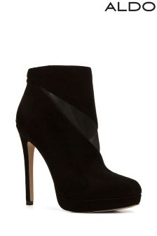 Aldo High Heel Platform Shooties
