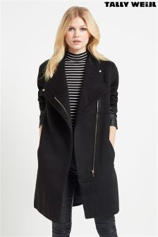 Tally Weijl Woven Wool Coat