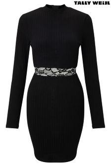 Tally Weijl Knitted Rib Dress