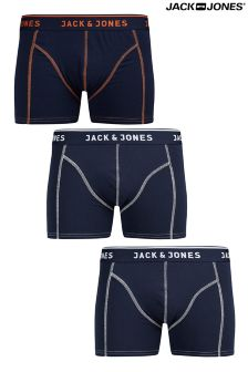 Jack & Jones 3 Pack Trunks