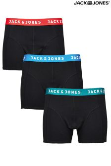 Jack & Jones 3 Pack Trunks