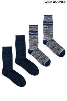 Jack & Jones 4 Pack Socks