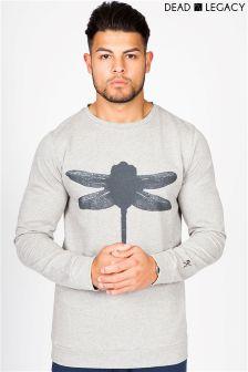 Dead Legacy Dragonfly Sweatshirt